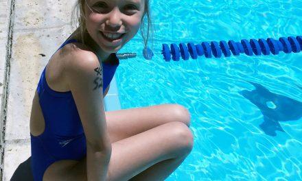 Stingray swim team enjoys successful season