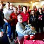 Senate Candidate Danny Tarkanian Makes Stop at Maggie's Once More