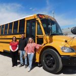 School District Purchases Pair of Much Needed New Buses