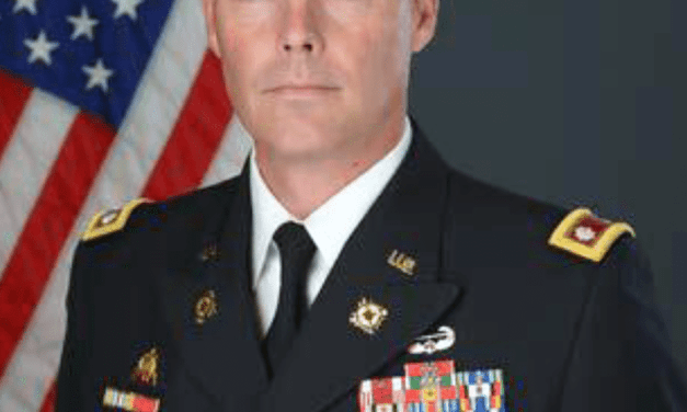 Depot Welcomes New Commander