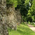 Roman aqueduct ruins Römersteine