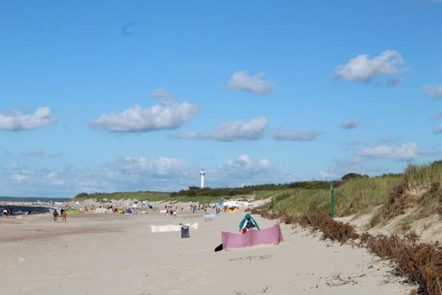 Ustka Beach