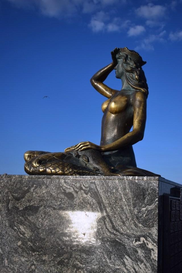 Mermaid from Ustka