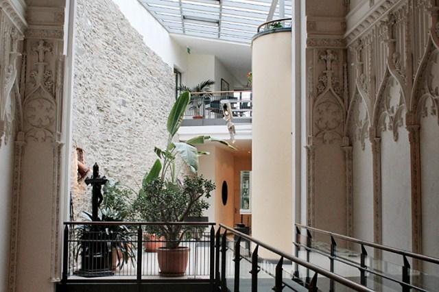Sayn Palace Staircase