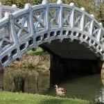 Schwetzingen old bridge