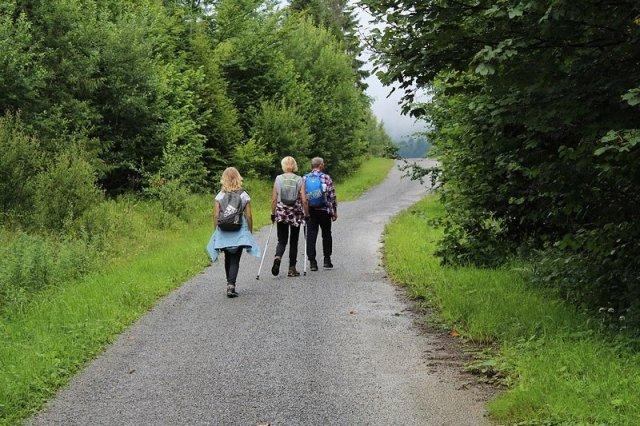 Bieszczady - hiking trail
