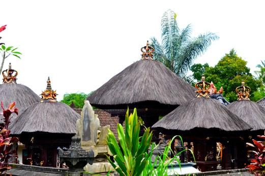 A village somewhere outside Ubud.