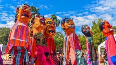 Foto: Facebook Fiestas Típicas Nacionales Santa Cruz
