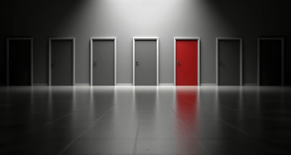red door selection