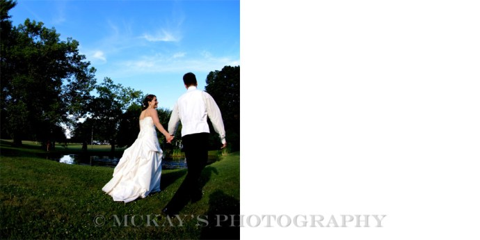 Plantation Party House wedding photos by McKays Photography