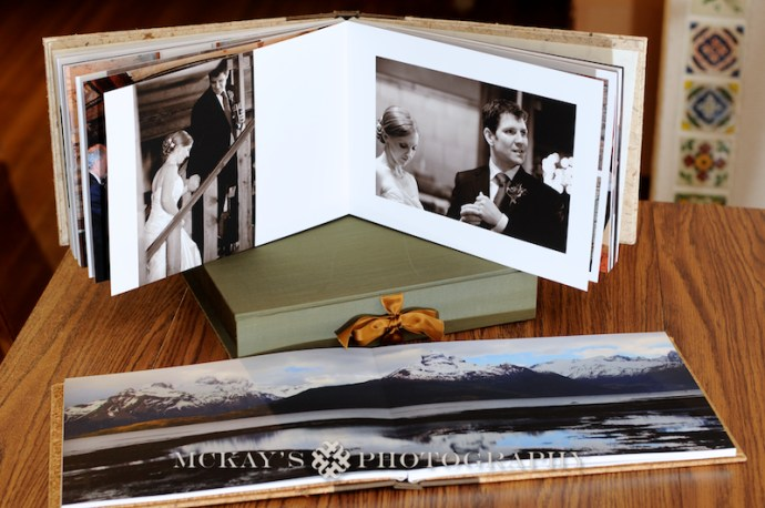 ecofriendly wedding albums