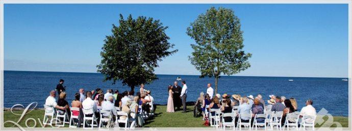 Western NY wedding photography at Black North Inn