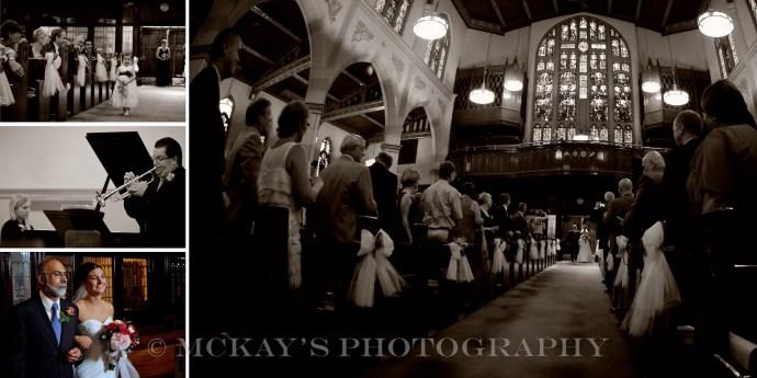 Blesed Sacrament wedding photos