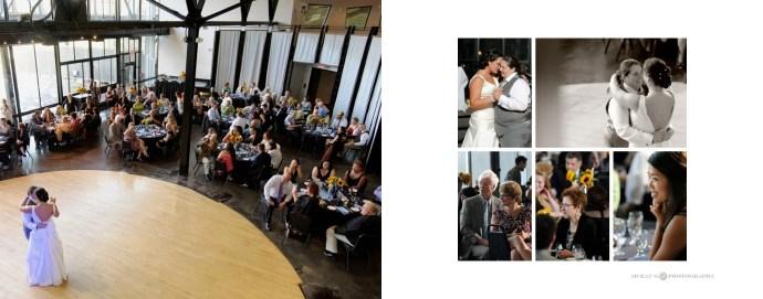 Urban Lesbian Rochester Wedding photography