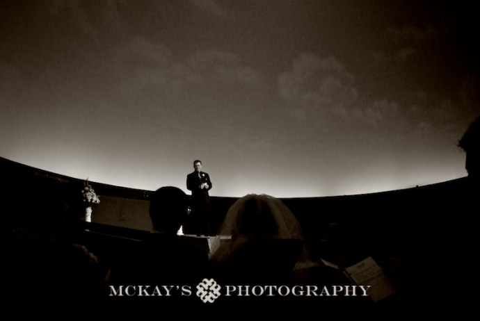 Rochester Museum and Science Center and Planetarium wedding photos