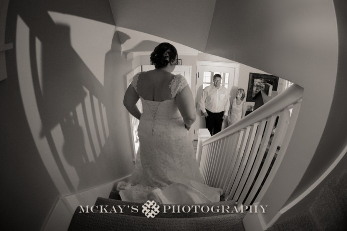 best documentary wedding photographer in Rochester Heather McKay