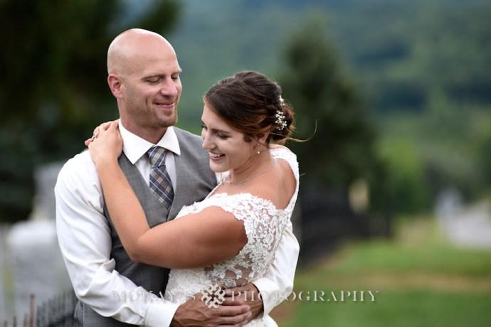 backyard wedding photography Rochester Heather McKay's Photography