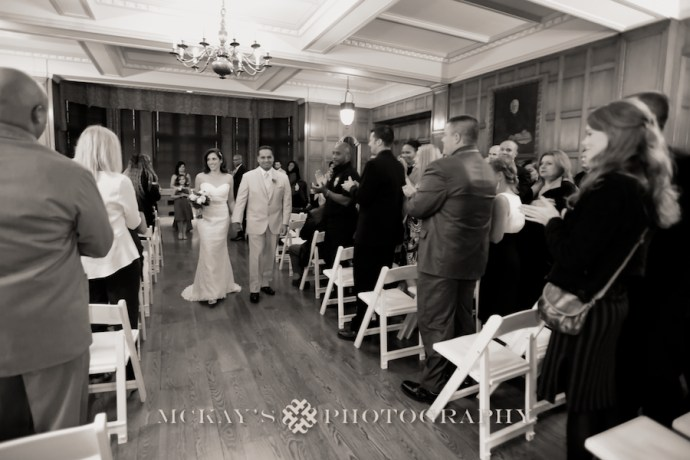 Memorial Art Gallery wedding photos