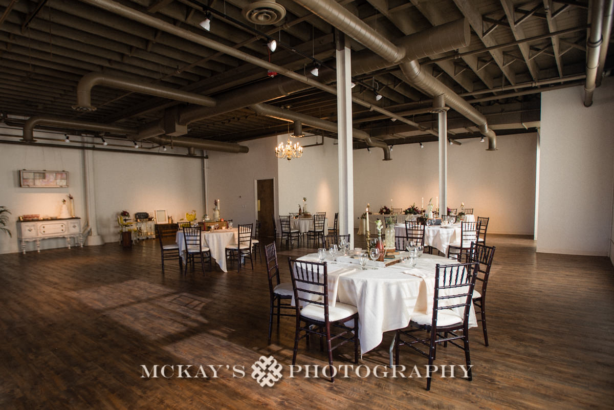 Modern Vintage Wedding Venue Arbor Loft In Rochester NY
