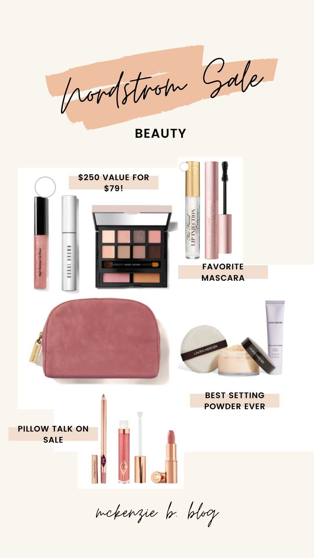 Beige and Orange Refined Collage Step by Step Skincare Instagram Story (4)