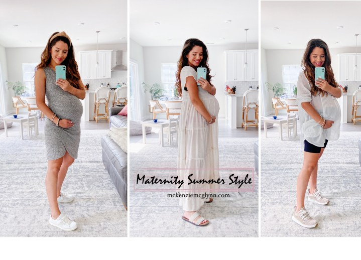 Maternity Summer Style