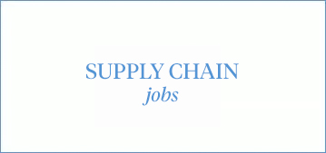 Supply Chain Jobs