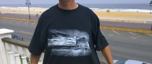 Darkness tshirt, perfect for the Asbury Park fan in your life, A must for that Springsteen fan you know