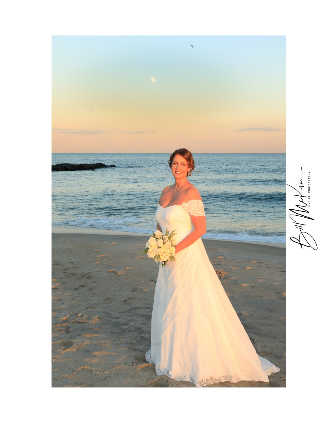 asbury park beach wedding photos