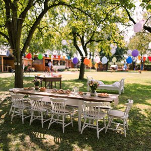 Backyard party - Backyard-party