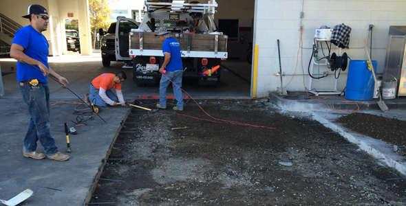 commercial maintenance san diego