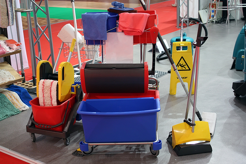 Janitorial Services in San Diego