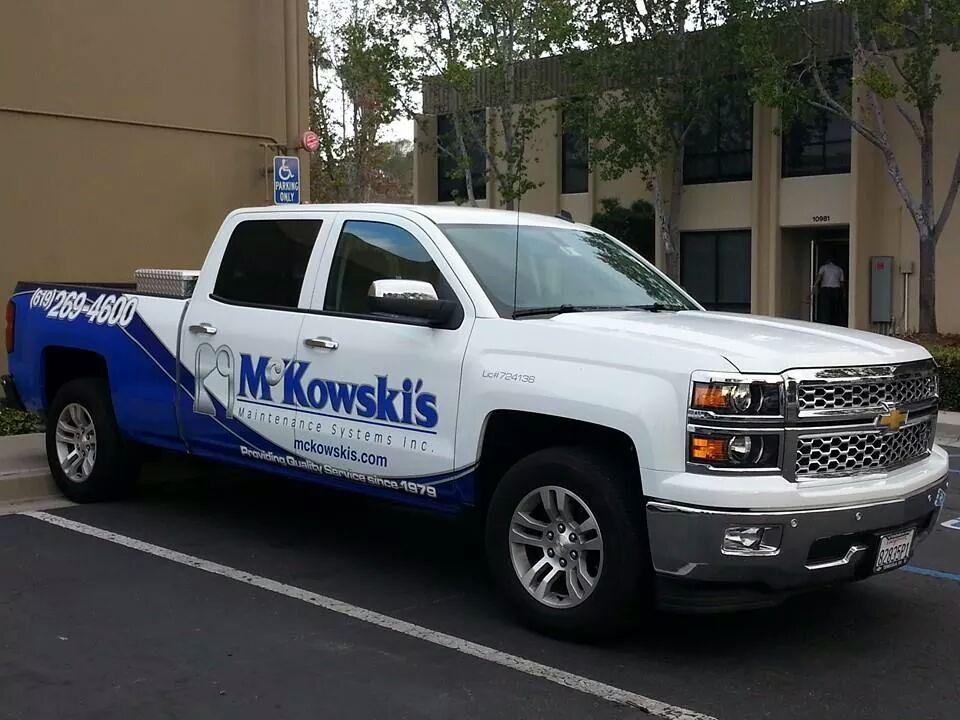 McKowski's Maintenance Systems