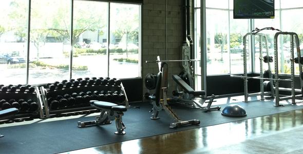Gym remodelation case study