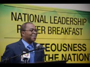 Week of prayer ahead of National Leadership Prayer Breakfast