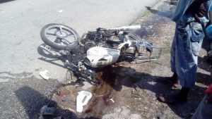 Westmoreland: 2000 Toyota Altis Mowed Down KNOCKALVA Student