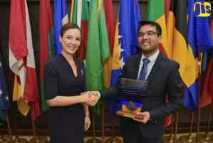 Brazilian Researcher Wins ISA Secretary-General's 2019 Award
