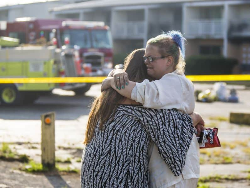 5 kids and their mom die in Michigan motel fire