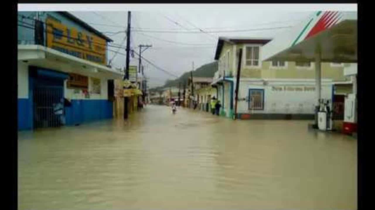 40 years Ago Jamaica Greatest Flood [June 12, 1979]