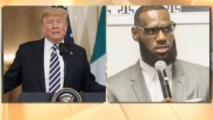 Trump tweet slams LeBron James, Don Lemon over CNN interview
