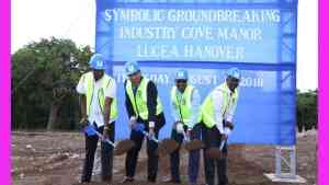 Industry Cove in Hanover Set for Housing Scheme