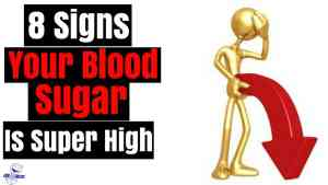 8 Early Warning Signs Your Blood Sugar Is SUPER High