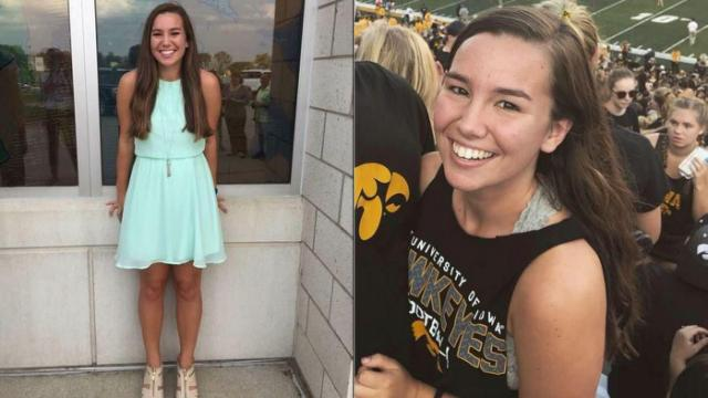 Missing University of Iowa student may have returned to home after jog: report