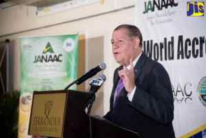 Minister Shaw Urges Local Entities to Get JANAAC Stamp of Approval