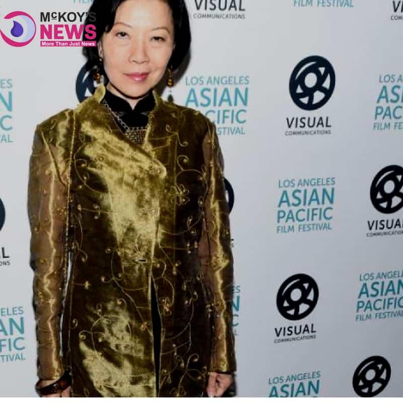 Actress Elizabeth Sung