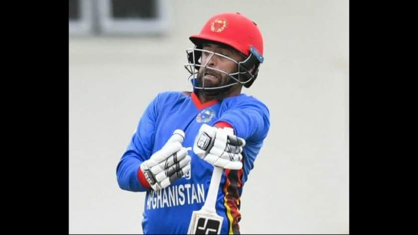 Afghanistan shocks West Indies