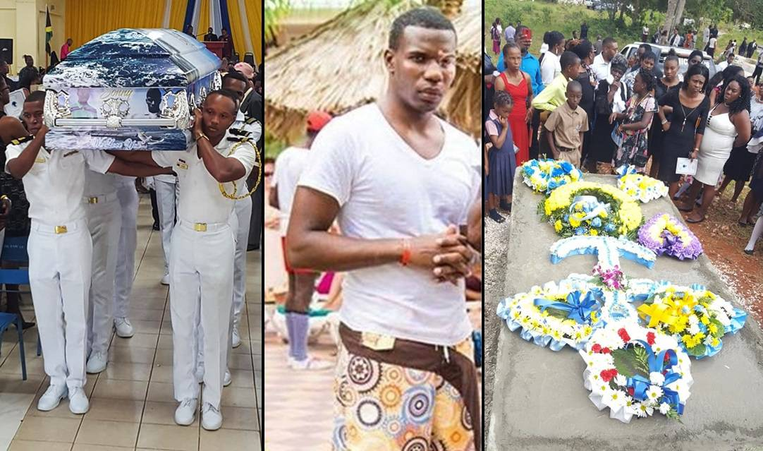Murdered Youth Laid to Rest in St Ann