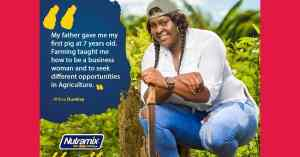 Althea Dunkley – Youth in Agriculture
