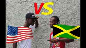 "Americans V.S Jamaicans ""Reactions In Real Life""@Jnel Comedy"