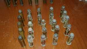Ammunition Seizure in St Andrew North