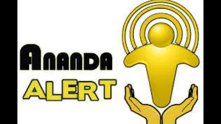 Ananda Alert